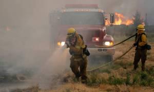 Καλιφόρνια: Οι πυροσβέστες κερδίζουν έδαφος στη μάχη με τις φλόγες