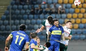 Αστέρας Τρίπολης – Χιμπέρνιαν 1-1: «Έπεσε» μαχόμενος!