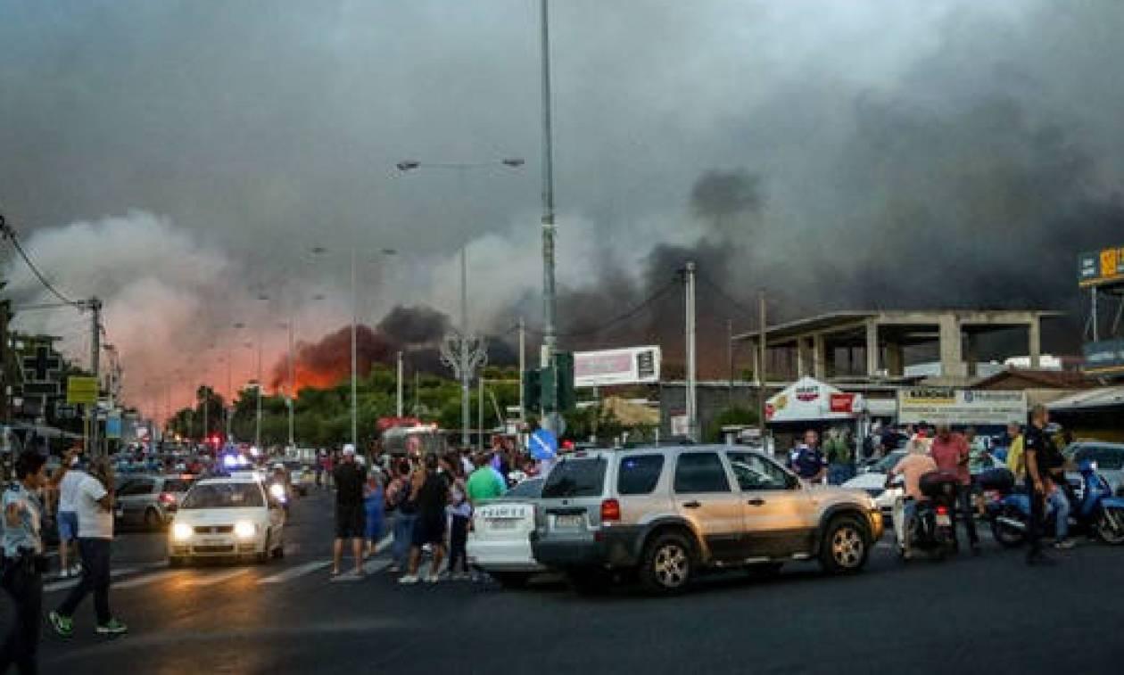 Φωτιά Μάτι: «Μέχρι τις 18:10 η Πυροσβεστική δεν είχε επικοινωνήσει με την Αστυνομία!»