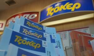 Τζόκερ: Νέο τζακ ποτ και περισσότερα από 6,5 εκατ. ευρώ στην επόμενη κλήρωση