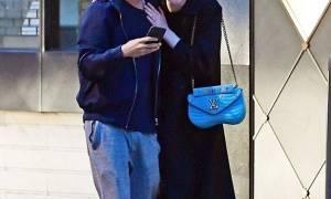 Το νέο hot ζευγάρι του Hollywood είναι αυτό: Οι δύο stars απαθανατίζονται αγκαλιά