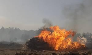 Μεγάλη φωτιά στην Πορτογαλία: Μάχη με τις φλόγες δίνουν 400 πυροσβέστες (vid)