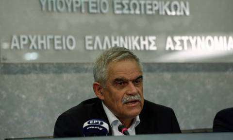Greek PM accepts resignation of Citizen Protection Minister