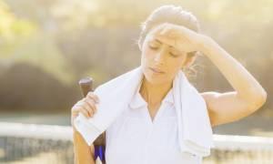Θερμοπληξία: Όλα όσα πρέπει να γνωρίζετε