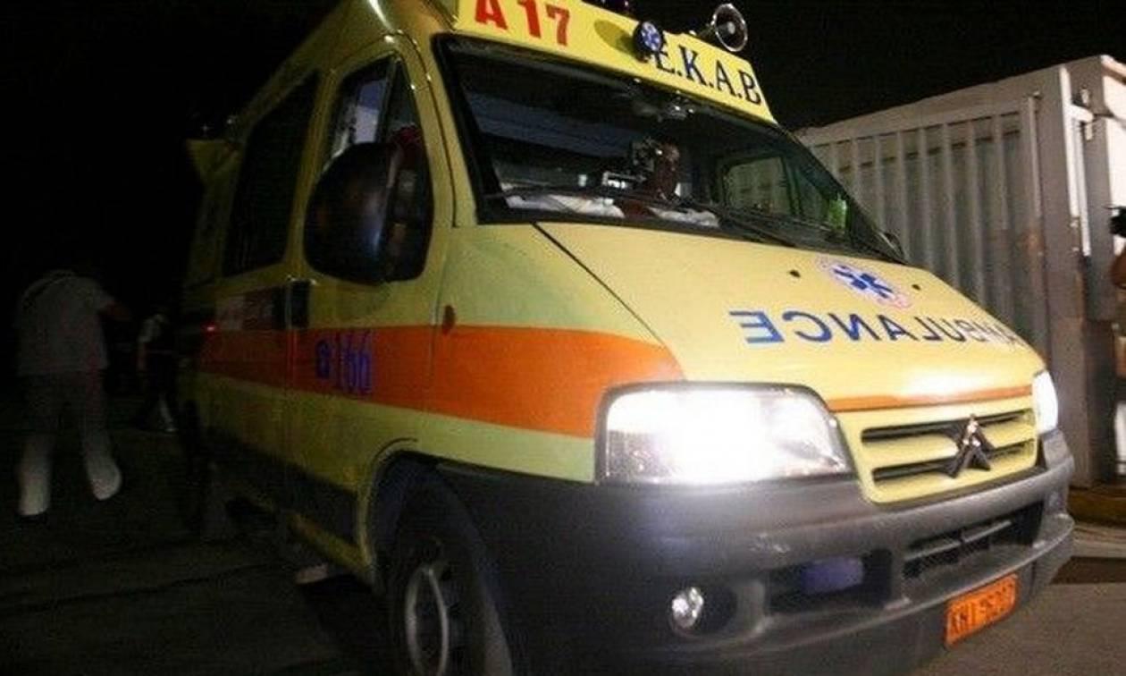 Χανιά: Τραγωδία με έναν νεκρό και μια τραυματία σε τροχαίο στην Κίσσαμο