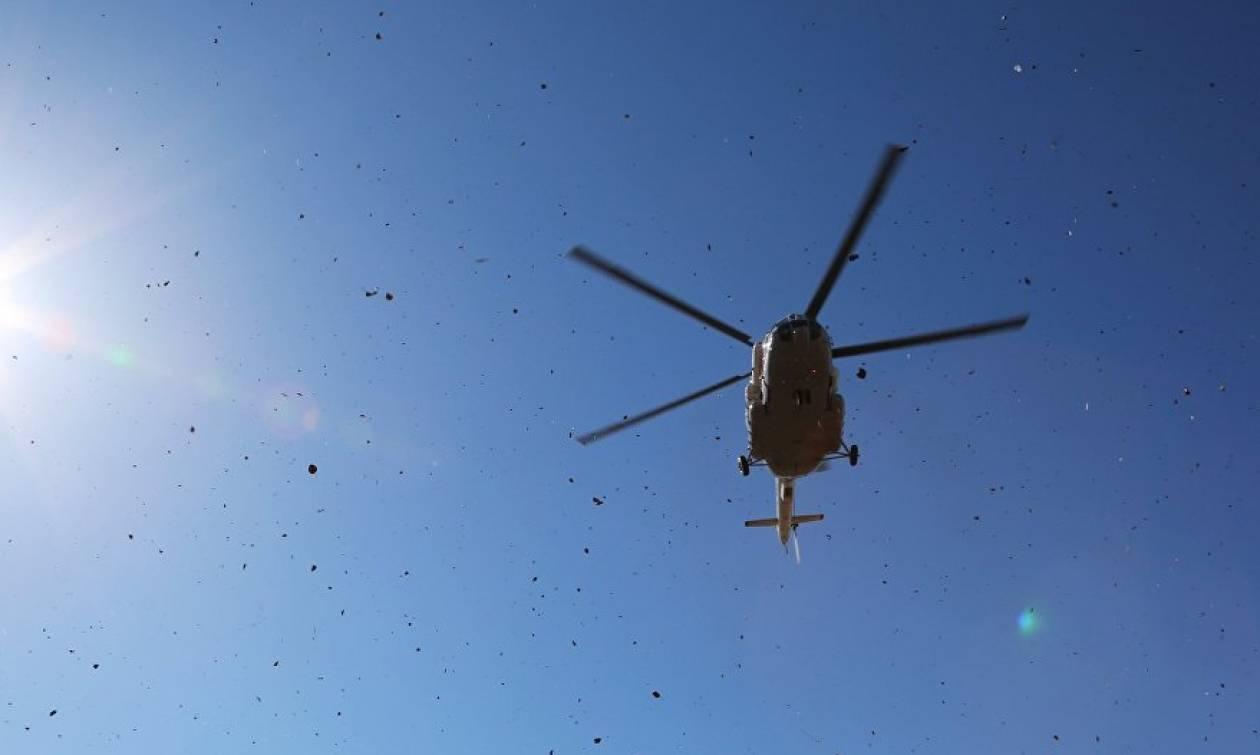 Τραγωδία στη Ρωσία: Ελικόπτερα συγκρούστηκαν στον αέρα – Τουλάχιστον 18 νεκροί (Vid)