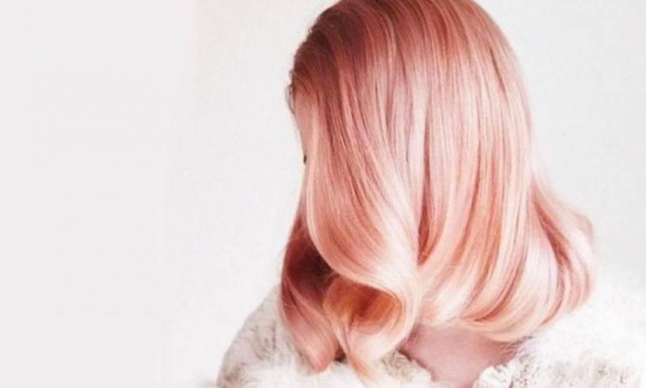Αυτό είναι το χρώμα των μαλλιών για το φετινό καλοκαίρι