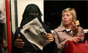 Σοκ στον μουσουλμανικό κόσμο: Επέβαλαν πρόστιμο σε γυναίκα που φορούσε μπούρκα δημοσίως