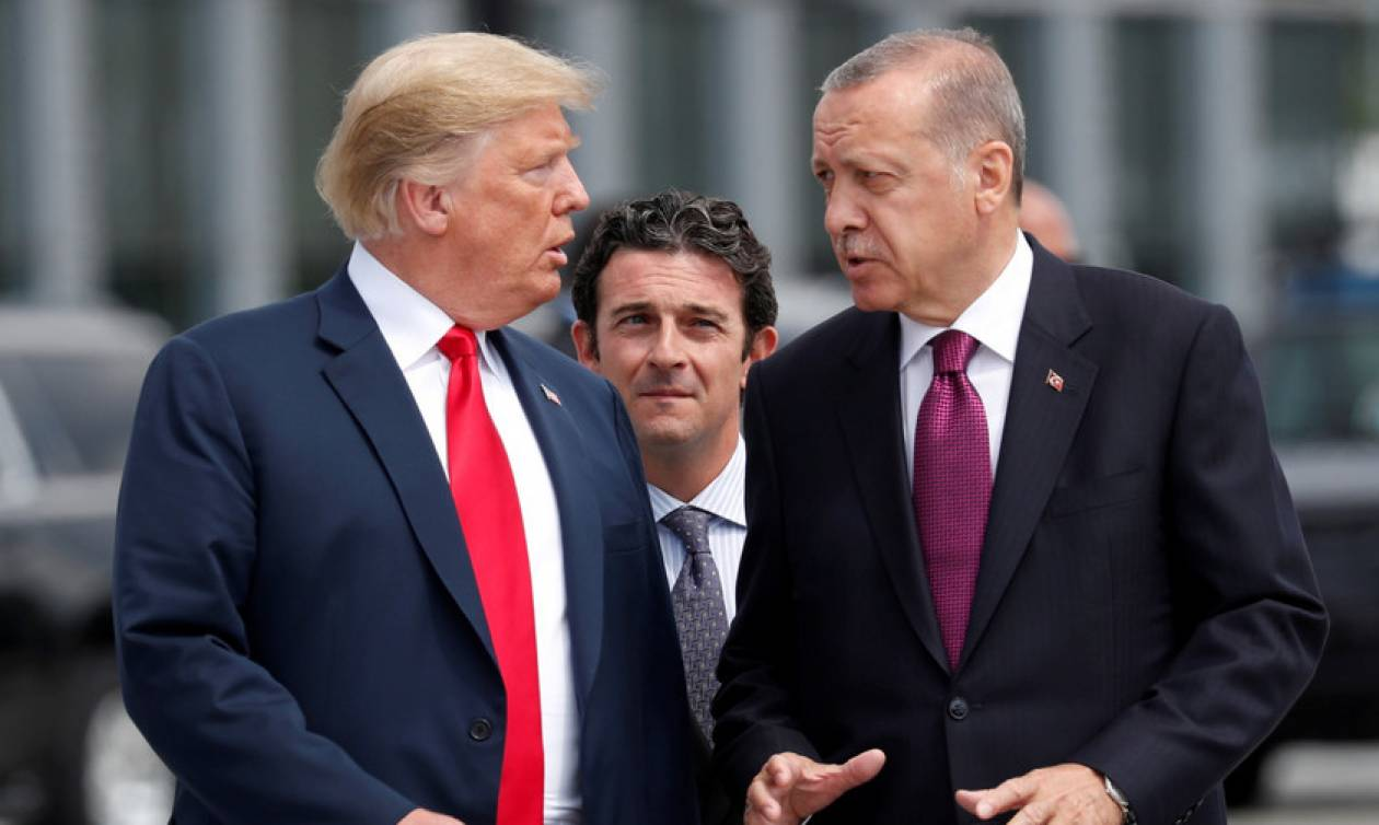 «Πάει γυρεύοντας» ο Ερντογάν: Η Τουρκία επέβαλε κυρώσεις στις ΗΠΑ!