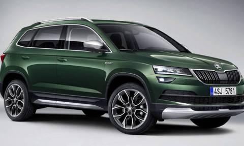 Αυτοκίνητο: To Skoda Karoq αποκτά την τετρακίνητη και πιο off road έκδοση Scout