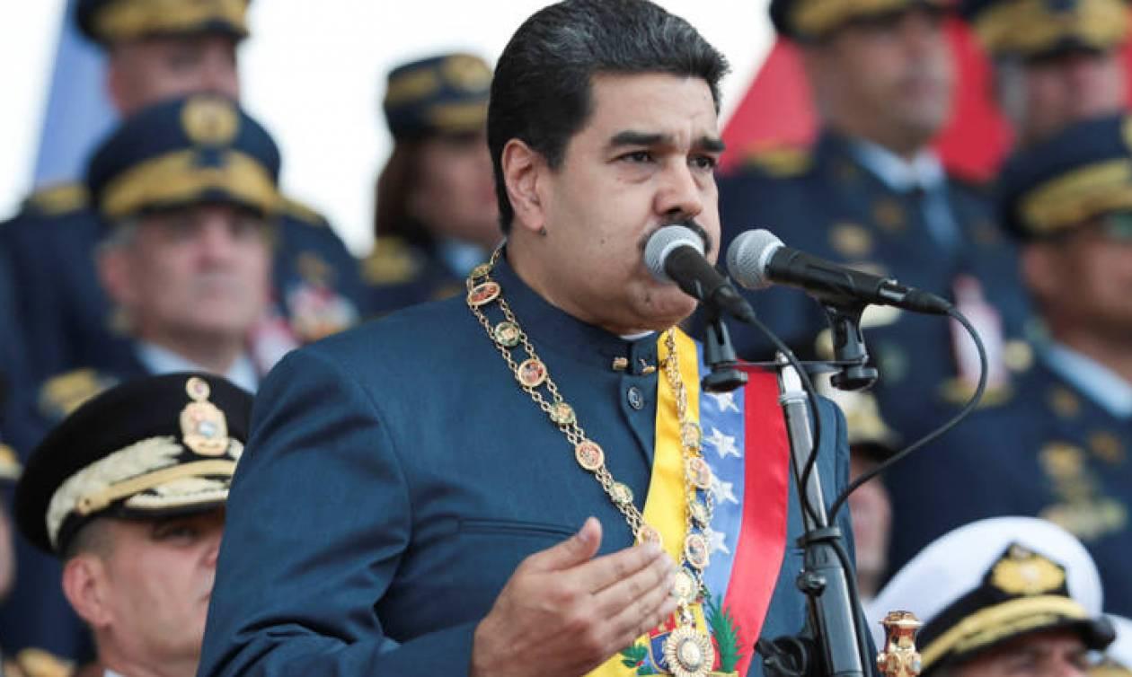 Βενεζουέλα: Δολοφονική επίθεση με drones που έφεραν εκρηκτικά εναντίον του Μαδούρο