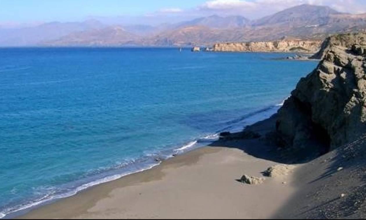 Κρήτη: Αυτή είναι η αγαπημένη παραλία των ερωτευμένων