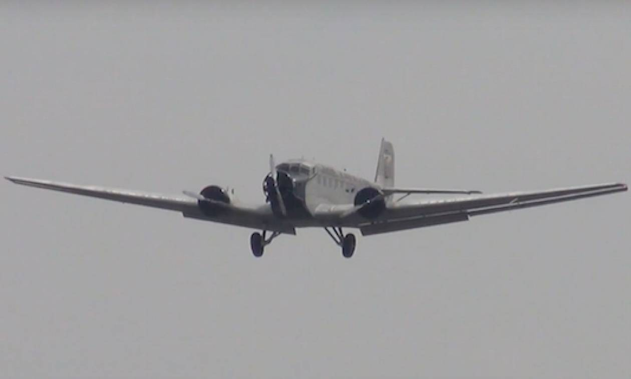 Ελβετία: Έπεσε αεροπλάνο του Β' Παγκοσμίου Πολέμου –  20 νεκροί (Pics+Vid)