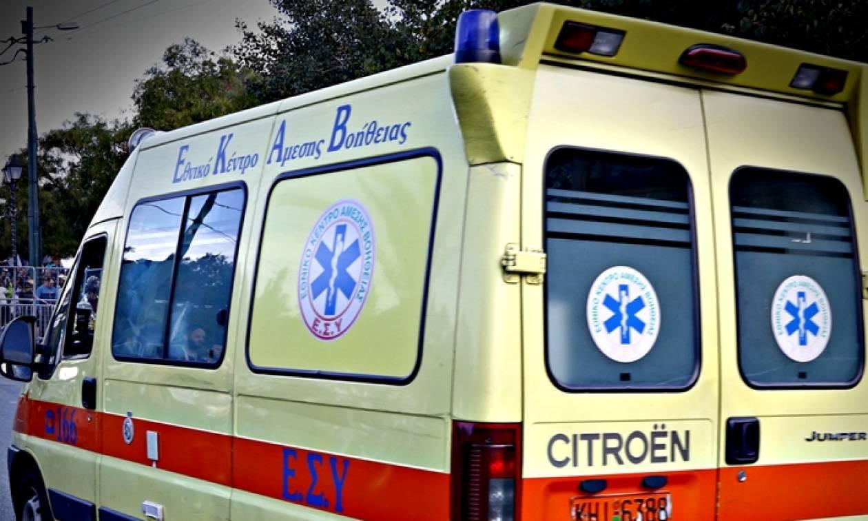 Ηλεία: Στο νοσοκομείο δύο άτομα έπειτα από «έκρηξη» θυμιατού