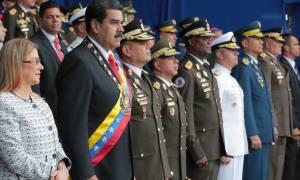 Διεθνείς αντιδράσεις για την απόπειρα δολοφονίας κατά του Μαδούρο