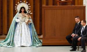 Ιταλία: Μαφιόζος μπλόκαρε την περιφορά αγάλματος της Παναγίας