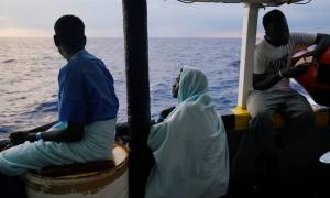 Διάσωση 400 μεταναστών στα ανοιχτά των ισπανικών ακτών μέσα σε μόλις δύο ημέρες