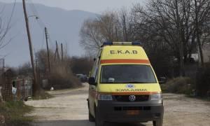Τραγωδία στη Φθιώτιδα: Έπεσε από τη σκάλα και σκοτώθηκε