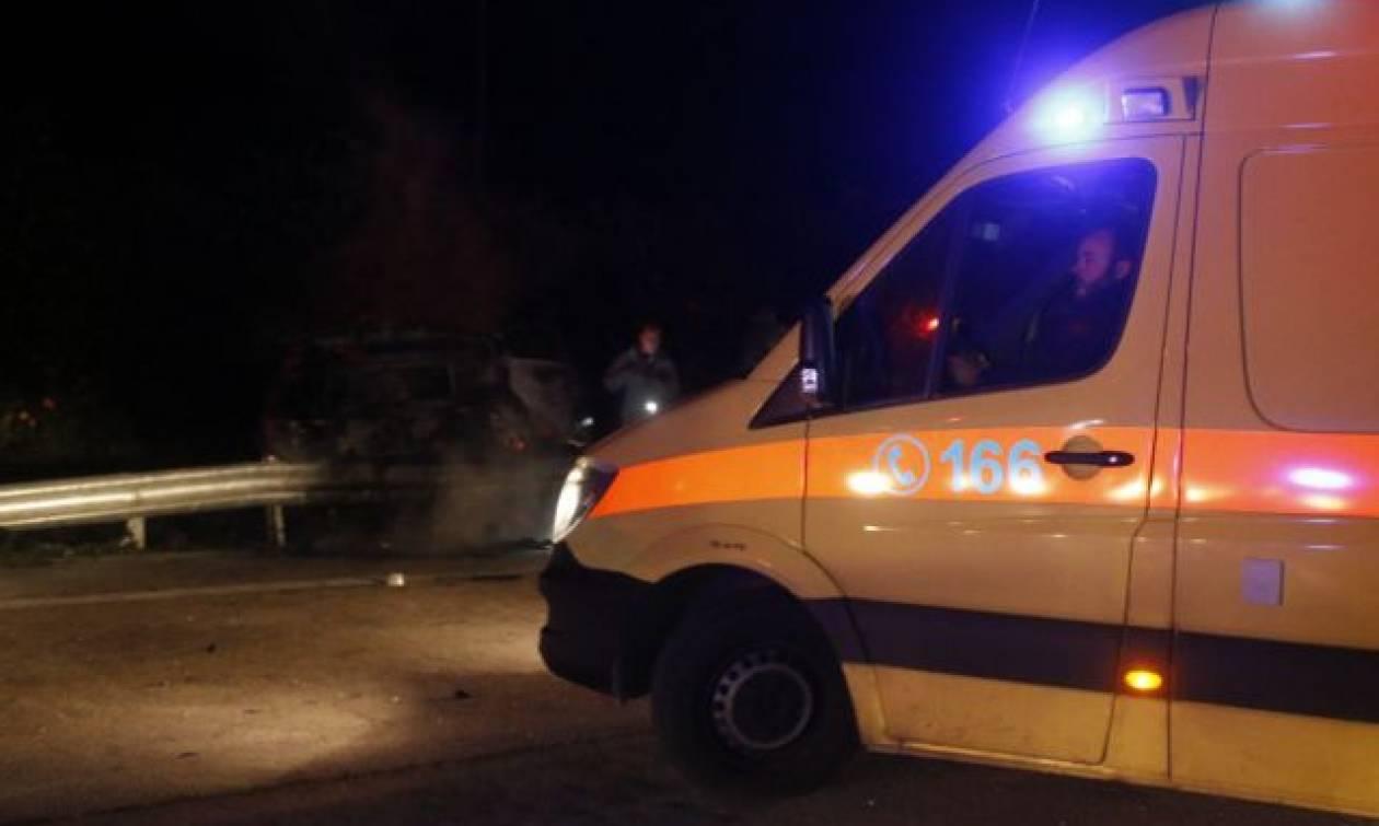 Χαλκιδική: Δύο θανατηφόρα δυστυχήματα τα ξημερώματα της Κυριακής στον ίδιο δρόμο