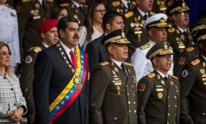 Βενεζουέλα: Έξι συλλήψεις μετά την απόπειρα δολοφονίας κατά του Μαδούρο