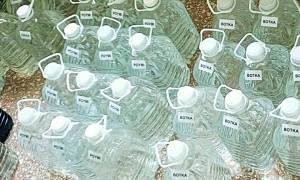 Κατασχέθηκαν από το Τελωνείο Ζακύνθου 300 λίτρα λαθραία ποτα