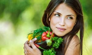 Θέλω να ξεκινήσω μια χορτοφαγική διατροφή: Τι πρέπει να προσέξω;
