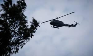 Φωτιές Αττική: Το συγκλονιστικό βίντεο του πιλότου που επιχειρούσε στις φονικές πυρκαγιές