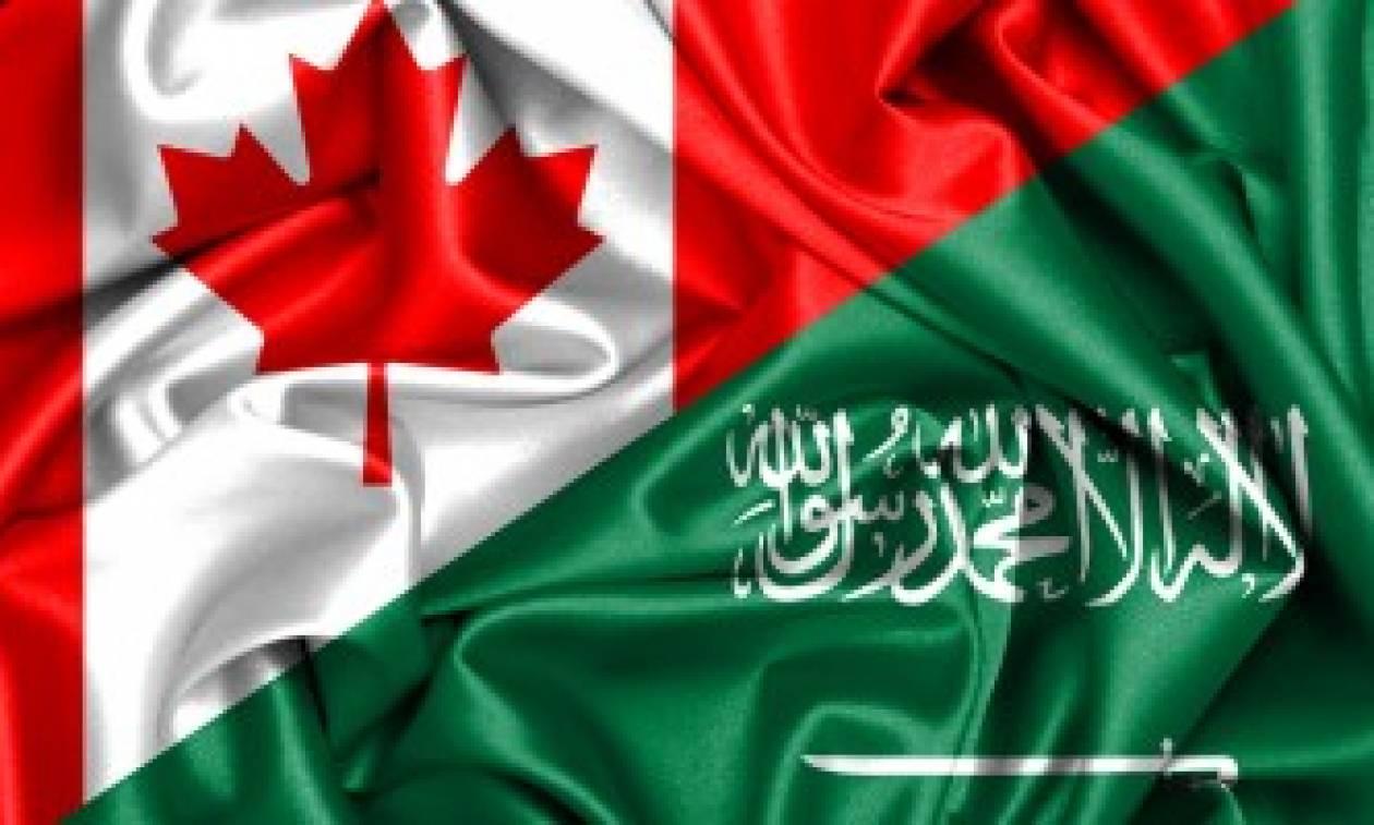 Απέλαση του πρέσβη του Καναδά στη Σαουδική Αραβία - Διπλωματική κρίση από ένα σχόλιο