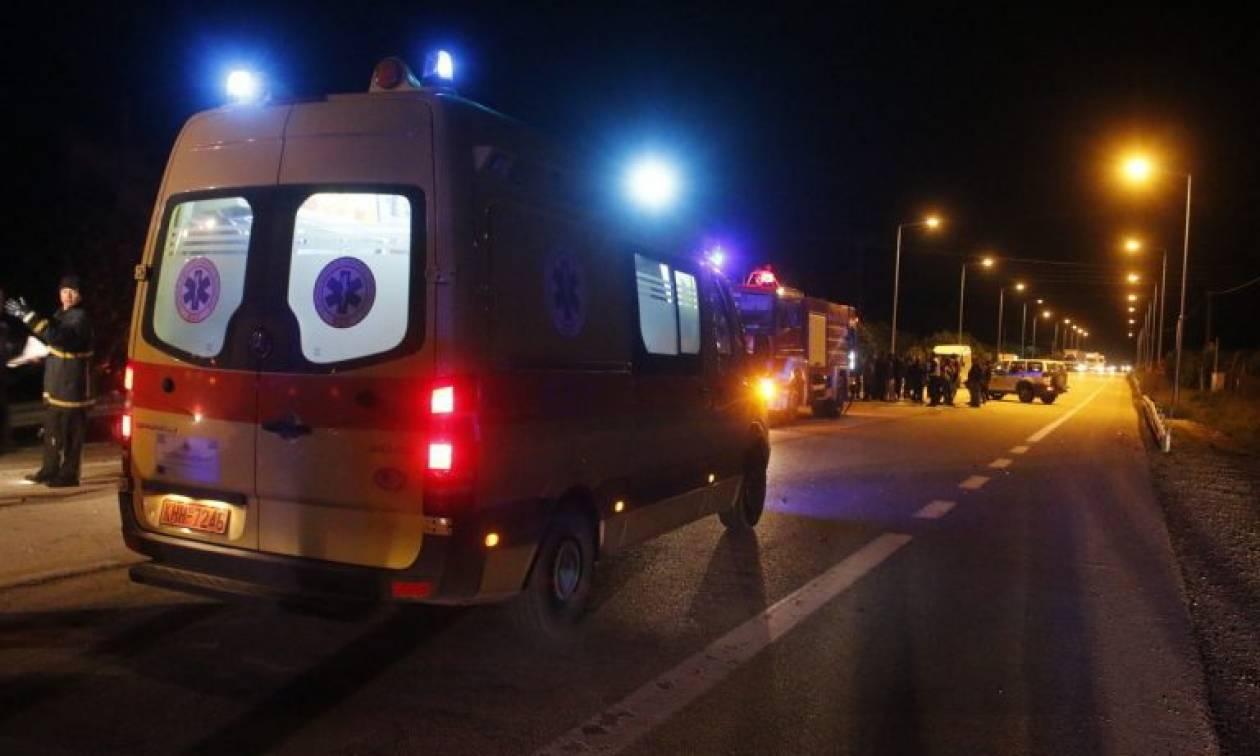 Ζάκυνθος: Σοβαρός τραυματισμός 24χρονου σε τροχαίο