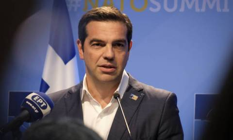 PM Tsipras to chair meeting with ministers and other officials on Tuesday