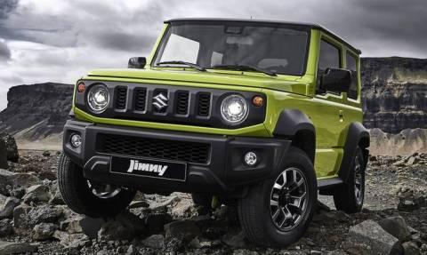 Αυτοκίνητο: To καινούργιο Suzuki Jimny των 1.500 κυβικών ξεκινά από τις 16.270 ευρώ