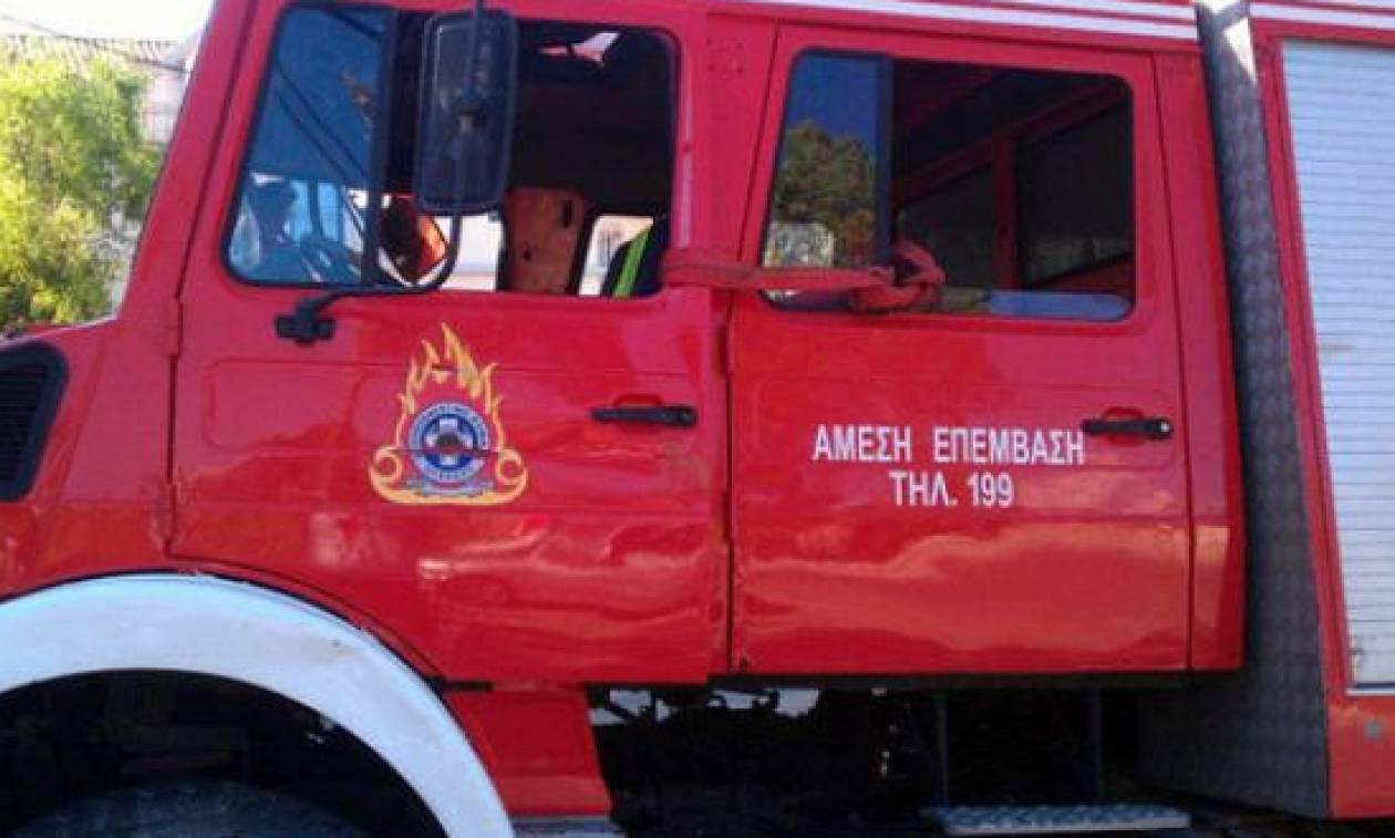 Πολύ υψηλός ο κίνδυνος πυρκαγιάς για αύριο Τετάρτη (08/08)