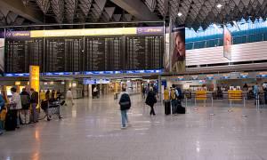 Εκκενώθηκε το αεροδρόμιο της Φρανκφούρτης