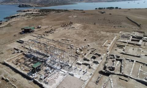 Σπουδαία ευρήματα από τις ανασκαφές στο Δεσποτικό (pics)