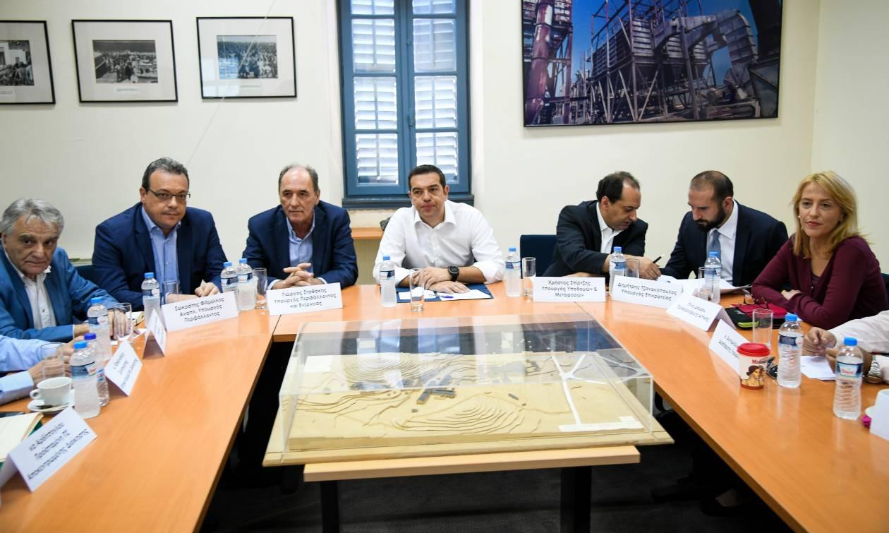 Τι προβλέπει η δέσμη μέτρων που ανακοίνωσε ο Τσίπρας για τα αυθαίρετα