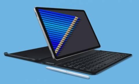Ένα tablet που γίνεται …υπολογιστής