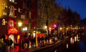 Ολλανδία: Άσχημα τα νέα για τους «άτακτους» τουρίστες που ψάχνουν την ηδονή στην Κόκκινη Συνοικία