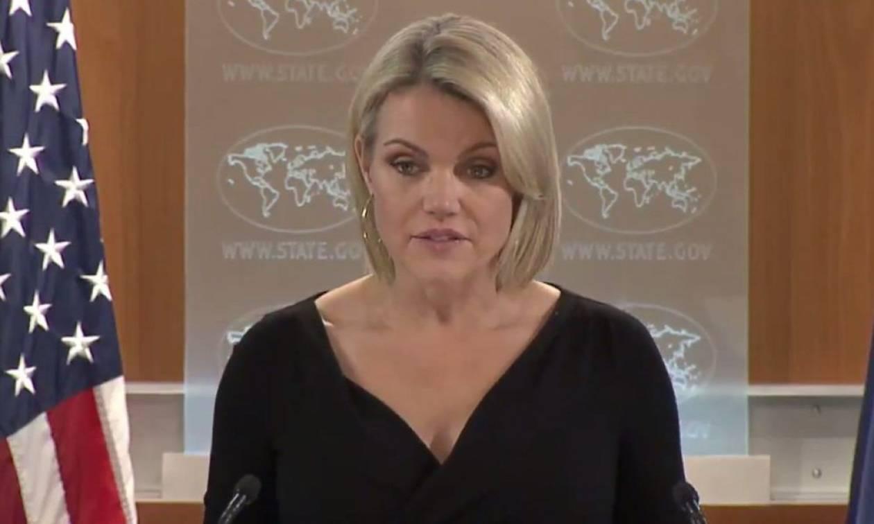 Το Στέιτ Ντιπάρτμεντ καλεί Καναδά και Σαουδική Αραβία να «επιλύσουν» τη διπλωματική κρίση