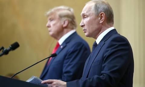 Politico: Путин представил Трампу в Хельсинки конкретные инициативы по разоружению