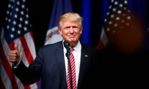 Τραμπ: Η οικονομική ανάπτυξη των ΗΠΑ μπορεί να ξεπεράσει το 5% του ΑΕΠ