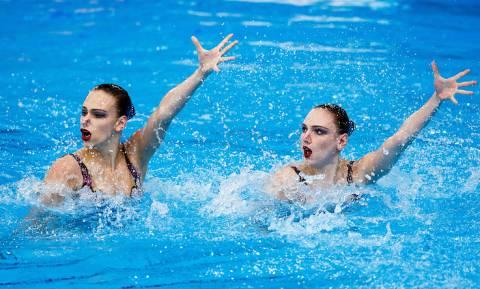 Сборная России по синхронному плаванию золотом завершила выступление на чемпионате Европы
