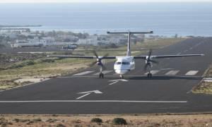 Για πρώτη φορά αεροπορική σύνδεση Μυτιλήνης με Σμύρνη