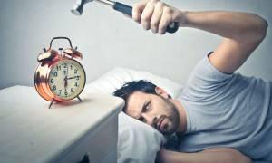 Είσαι υπναράς και κλείνεις 10ωρο στο κρεβάτι; Κινδυνεύεις με... πρόωρο θάνατο!