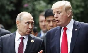 O Τραμπ έστειλε επιστολή στον Πούτιν για περαιτέρω συνεργασία των δύο χωρών