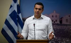 Το νέο σχέδιο για την Πολιτική Προστασία ανακοινώνει ο Τσίπρας