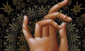 Τι συμβολίζει το χέρι του Ιερέα που ευλογεί;