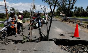 Νέος ισχυρός σεισμός έπληξε την Ινδονησία