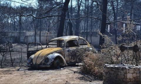 В Греции пострадавшие в результате пожаров подали почти 3 000 заявлений на получение помощи