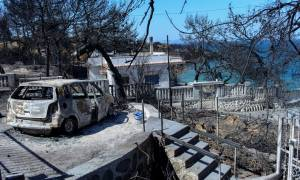 Φωτιά Αττική: Στις 3.320 οι αιτήσεις πυρόπληκτων για τη χορήγηση επιδόματος