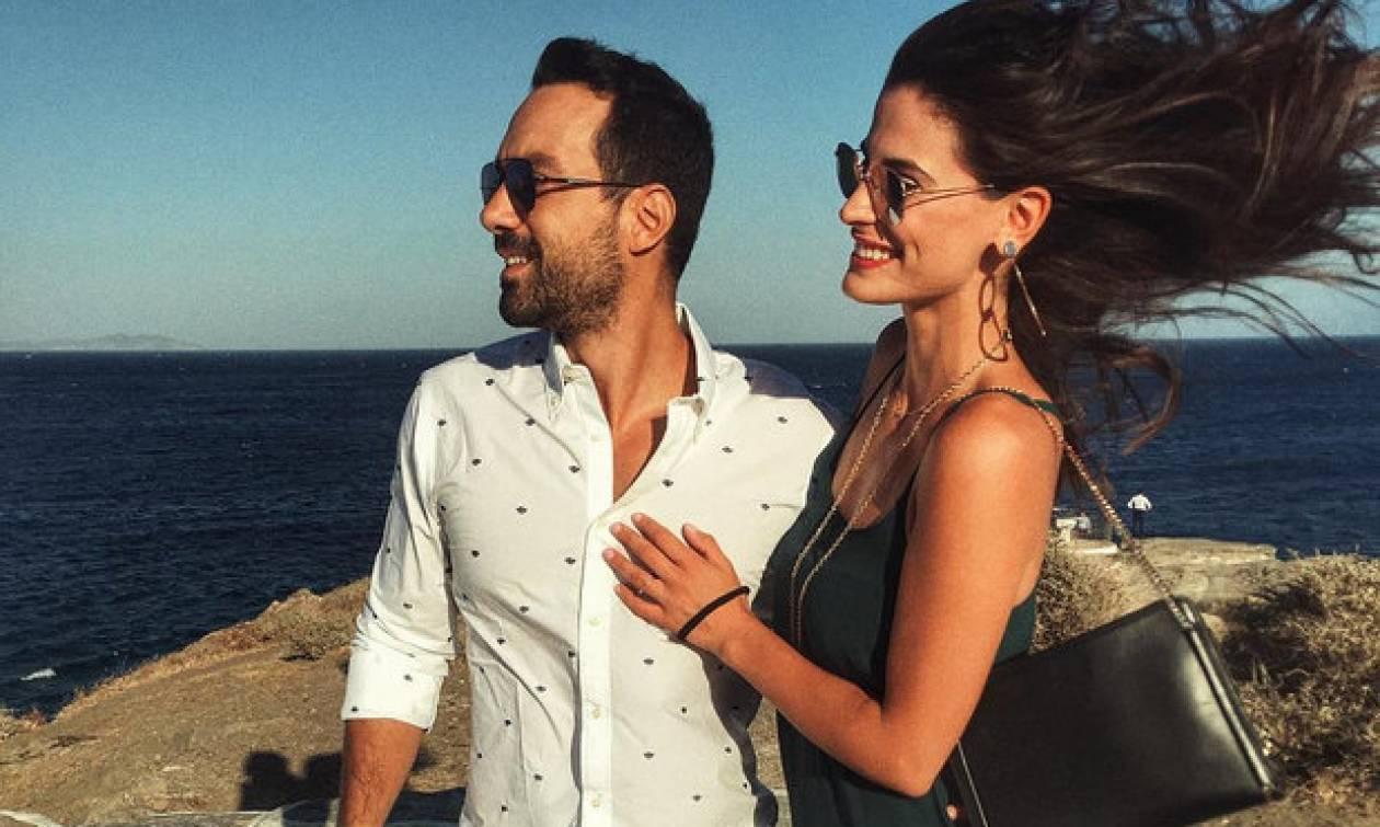 Χριστίνα Μπόμπα- Σάκης Τανιμανίδης: Και όμως κάπως έτσι περνούν τις μέρες τους πριν το γάμο